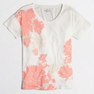 J Crew NWT Collector Tee